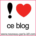 Blogs Coups de cœur du nouveau Paris Ile-de-France