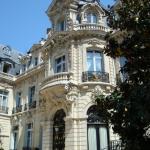 Maison aux abords du Parc Monceau