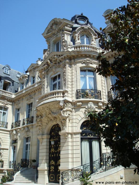 Maison du Parc Monceau