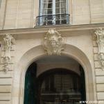 La porte du 4 rue Gaillon