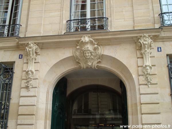4 rue Gaillon