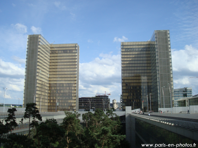 Bibliothèque nationale de France, Paris 13