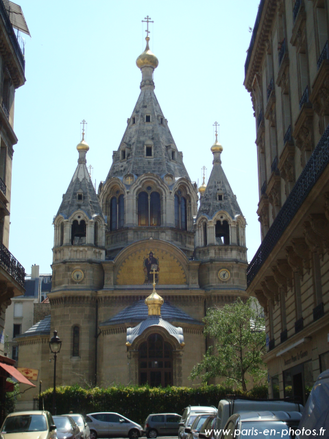 Cathérale Alexandre Nevsky
