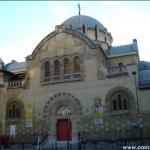 L'église Saint-Dominique, rue de la Tombe Issoire