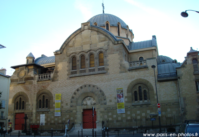église saint-dominique rue de la Tombe Issoire