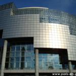 La façade de l'Opéra Bastille