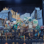 Sculpture des Halles à Saint Eustache