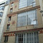 Un atelier 5 bis rue Jadin