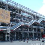 Centre Georges Pompidou - Beaubourg