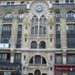 Bâtiment haussmanien rue Réaumur