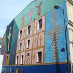 Fresque murale rue Gassendi