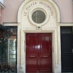 Piazza Beaubourg au 156 rue Saint-Martin