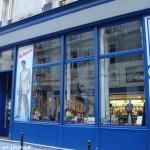 La boutique Elvis Happiness, 9 rue Notre-Dame des Victoires