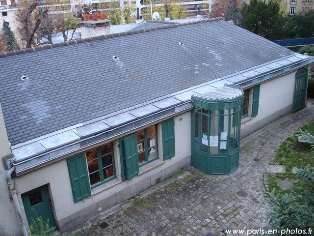 la maison de balzac paris paris en photos