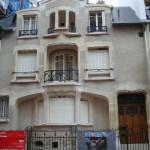 L'Hôtel Mezzara, au 60 rue La Fontaine