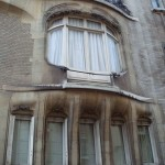 Un bow-window au 122 rue Mozart