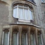 Un bow-window au 122 rue Mozart