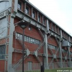 Le hangar à Air comprimé, rue Jean Antoine de Baïf