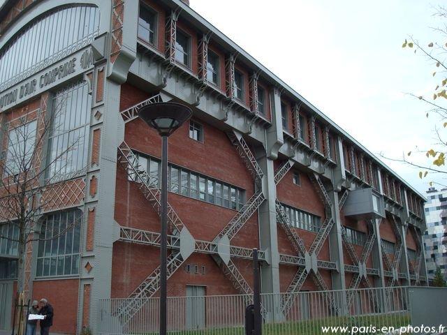 cote hangar air comprime