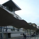La promenade en tôle de la Villette