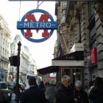 Un métro énigmatique