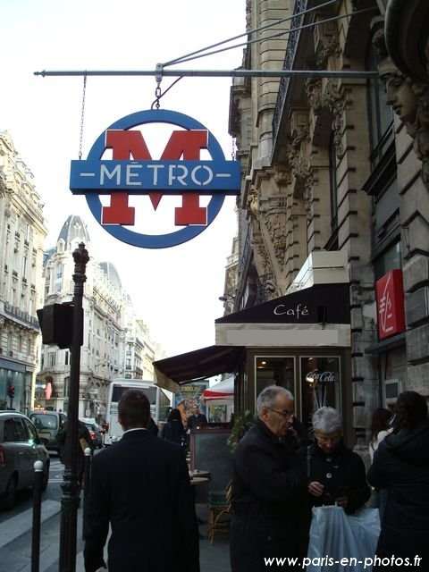 metro enigme