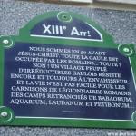 La rue Goscinny, 13e arrondissement