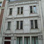 La façade du 8 rue Fortuny