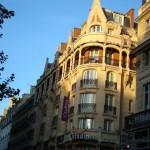 Un balcon art nouveau, 8 rue de Richelieu