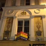 La fenêtre du 93 rue Saint-Honoré
