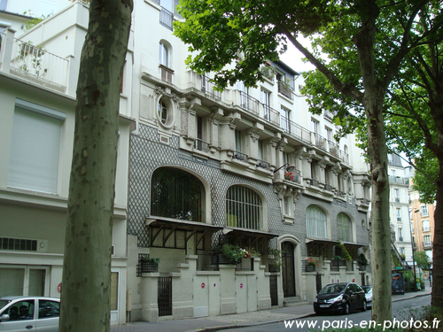 ateliers artistes avenue rene coty