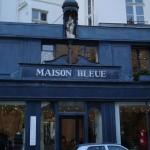 La Maison bleue, 8 rue des Petits Pères
