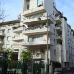 Une maison cubiste, rue Château des Rentiers