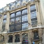 Immeuble haussmanien au 110 rue Réaumur