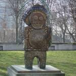 Jim le New Yorkais, parc de Bercy