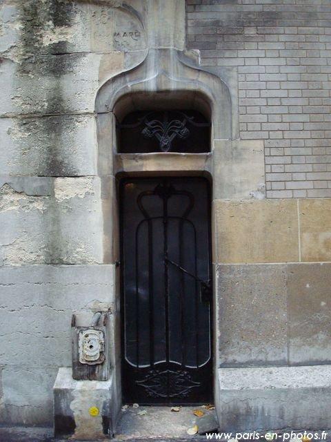 petite porte 122 mozart