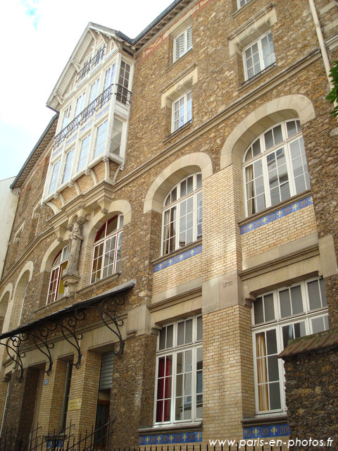 Séminaire de Paris, 15 rue des Ursins