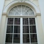 Une fenêtre au 14 rue Léon Jost
