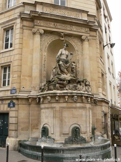 fontaine linné