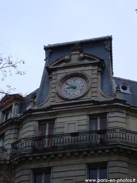 horloge avenue mozart