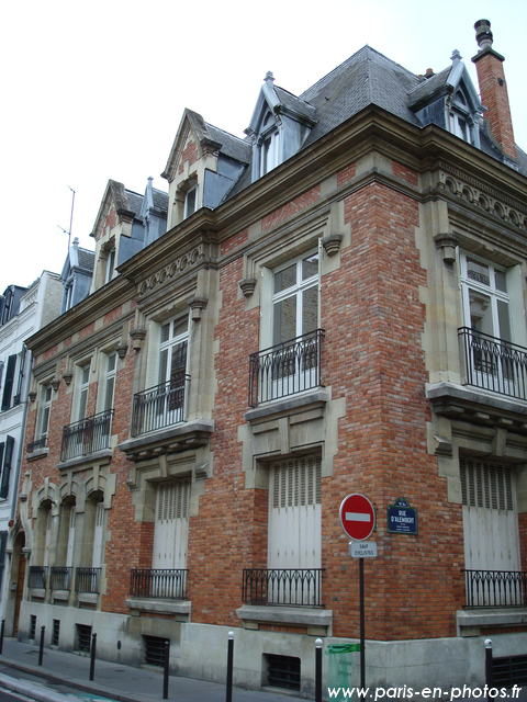 Une maison british rue hall paris en photos - Photo maison anglaise ...