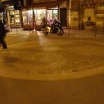 Place de l'Arbre sec, croisement rue Saint-Honoré