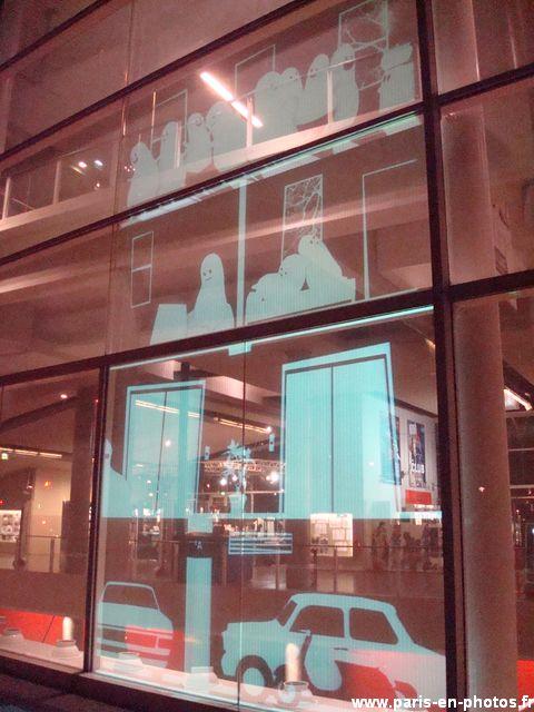 animation vitre mk2 bibliothèque