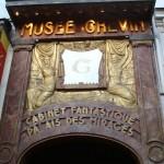 Entrée du Musée Grévin