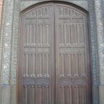 Entrée de l'église Saint-Jean de Montmartre