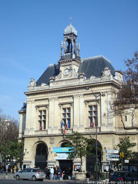 mairie 20e arrondissement