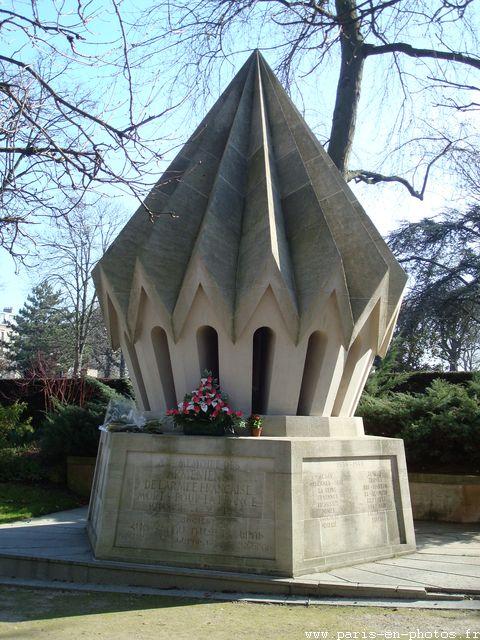 mémorial arménien 1945