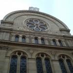 La synagogue rue des Tournelles