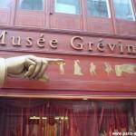 L'arrière du Musée Grévin