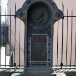 Plaque commémorative d'Anatole de Baudot